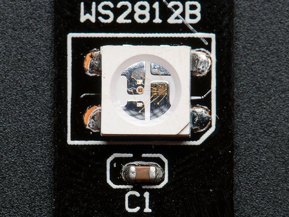 RGB clock ws2812