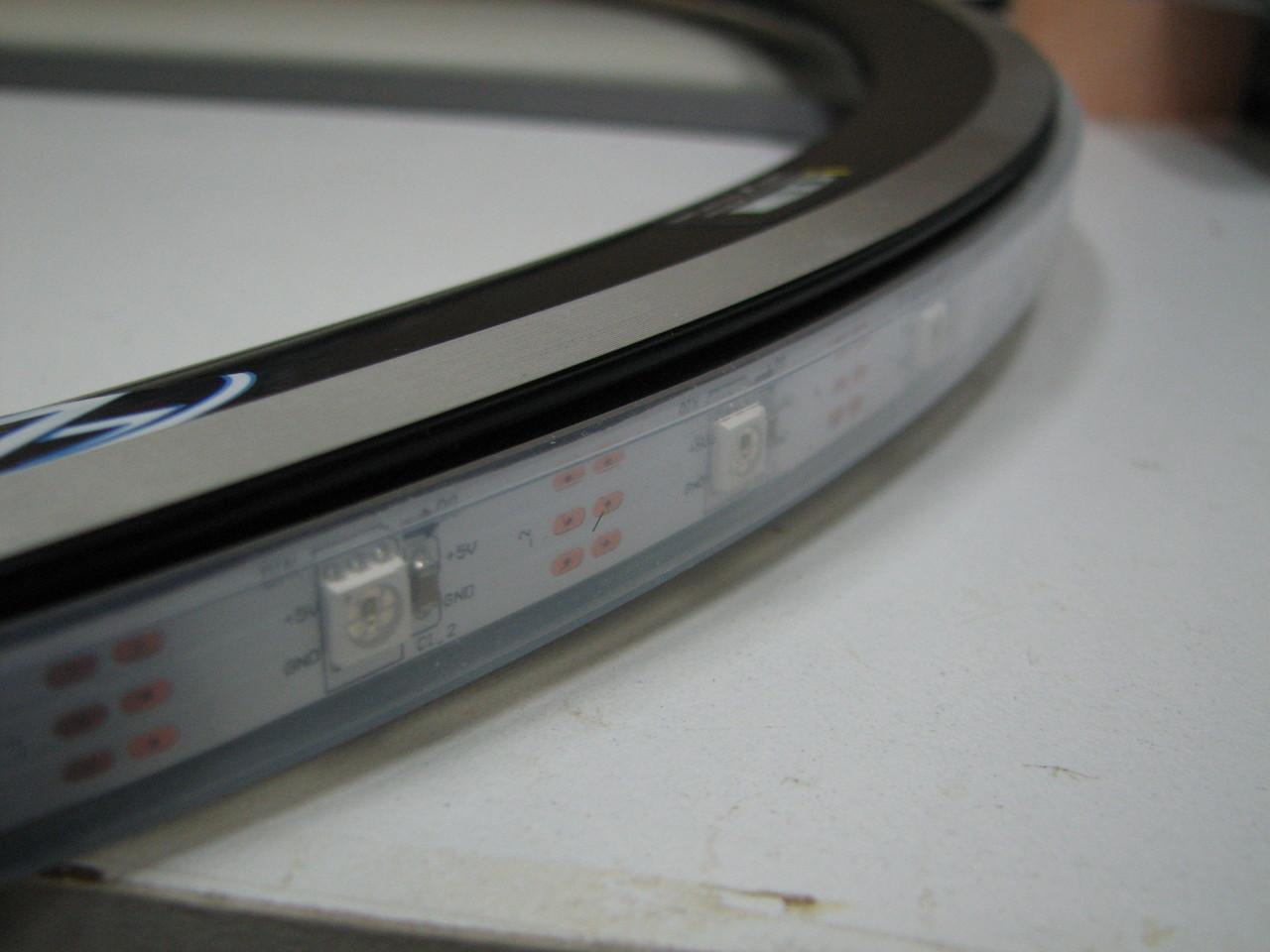 RGB pixel clock 10