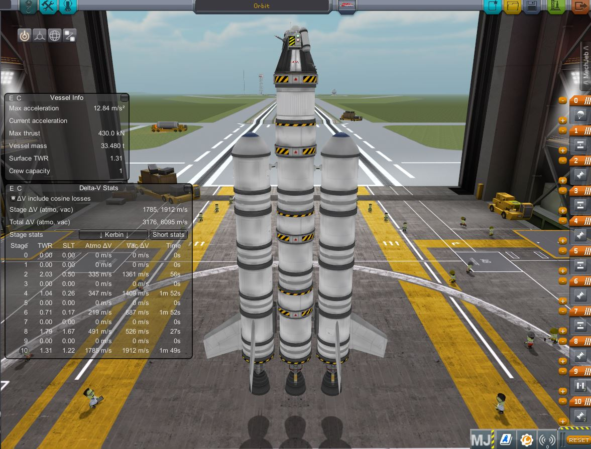 Kerbal Space Program – How to build a rocket | coeleveld com