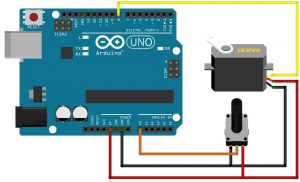 Arduino 5 Minute Tutorials: Lesson 5 - Servo Motors