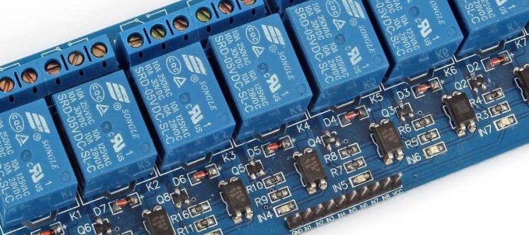 Arduino + Relay | coeleveld com